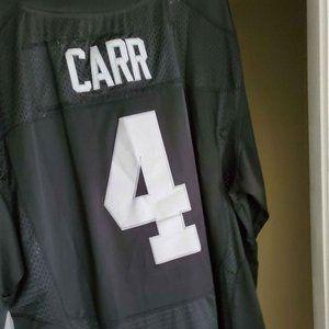 Raiders Jersey - Derek Carr